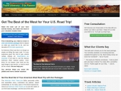 American West Travel Itinerary – Trip Planner